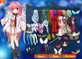 Anime Games - Dressup24h.com