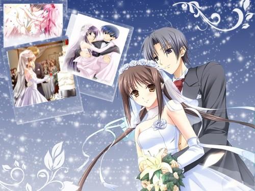Аниме Wedding
