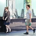 Anna & Stephen out in Santa Monica - anna-paquin photo