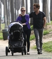 Anna &amp; Stephen out in Venice - anna-paquin photo