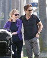 Anna & Stephen out in Venice - anna-paquin photo