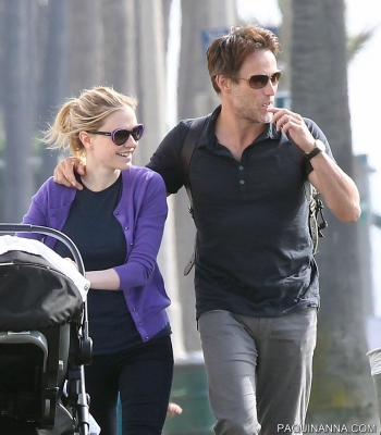 Anna & Stephen out in Venice
