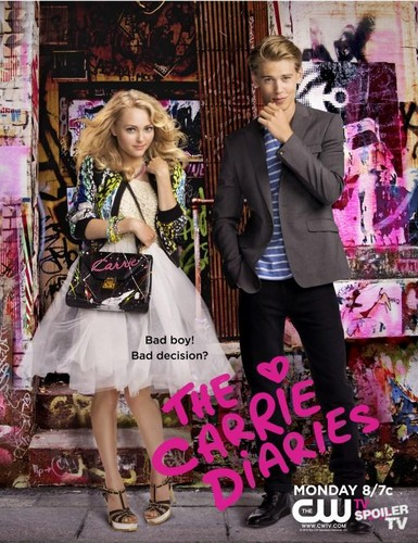 AnnaSophia - The Carrie Diaries - Posters & Covers