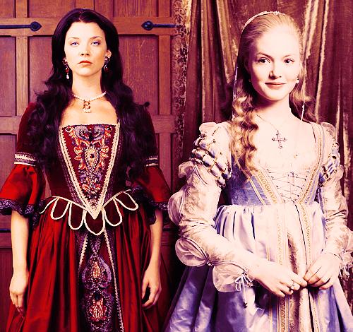 Anne Boleyn vs Lucrezia Borgia