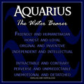 Aquarius - aquarius fan art