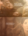 Arya & Catelyn Stark