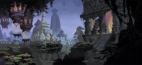 Atlantis The Mất tích Empire