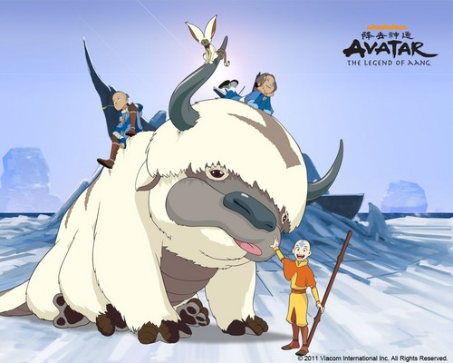 Avatar: The Last Airbender wallpaper