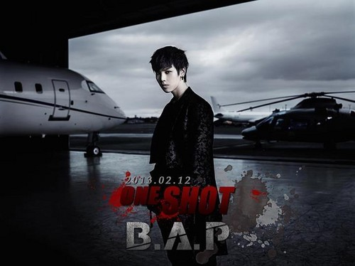 B.A.P Обои probably containing a улица, уличный titled B.A.P - One Shot