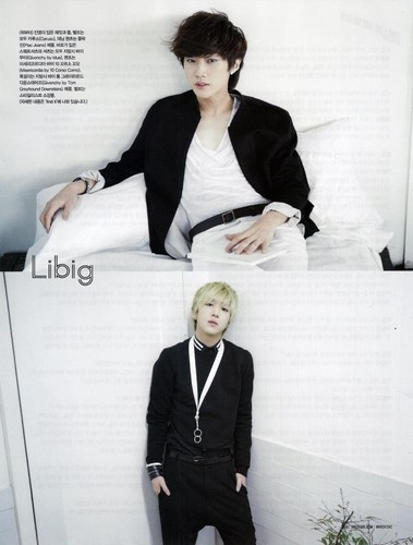 B1A4 for 'VOGUE Girl'