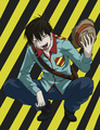 BLOOD LAD - manga photo