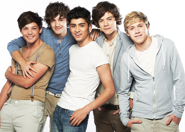sexy one direction wallpaper - photo #9