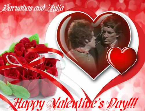 Barnabas and Julia Valentine