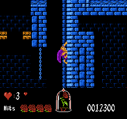 Beauty and the Beast (video game) screenshot
