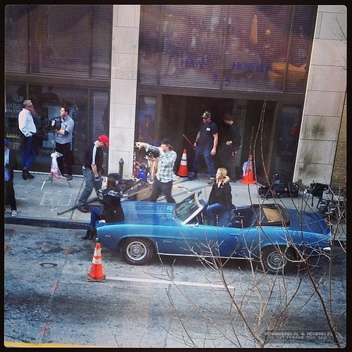 Behind the Scenes 4x17