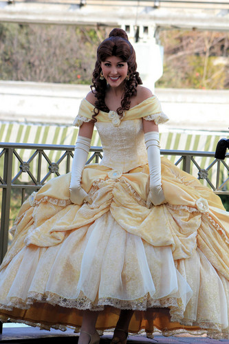 Belle in the Park - new style