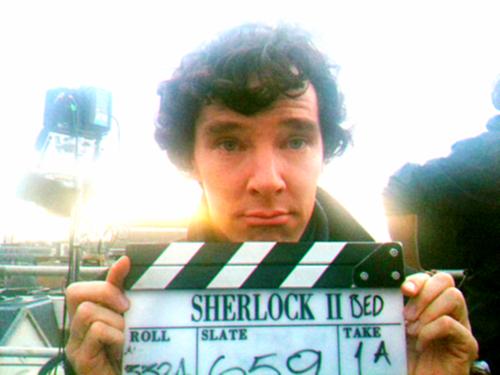 Benedict Cumberbatch- Sherlock