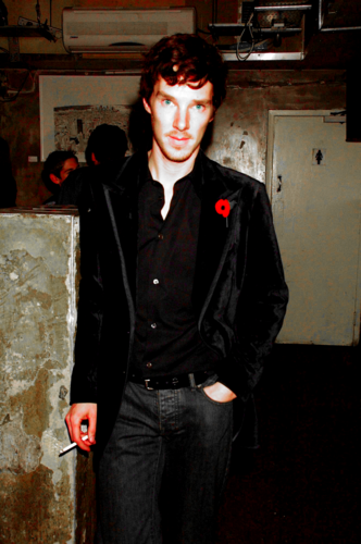 Benedict Cumberbatch wallpaper with a business suit titled Benedict Cumberbatch