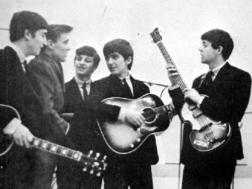 Billy Fury With The Beatles