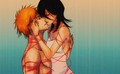Bound by Destiny - ichigo-and-rukia-sun-and-moon fan art