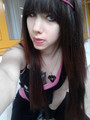 Brnette Emo/Scene girl - emo-girls photo