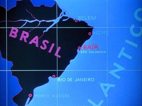 Brasil- The Three Caballeros