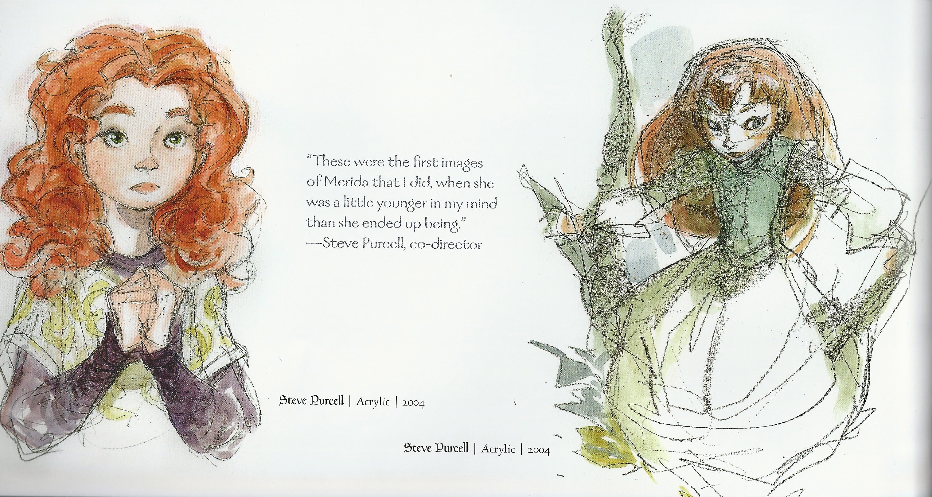 Brave Images The Art Of Brave Merida Concept Arts Hd Wallpaper And