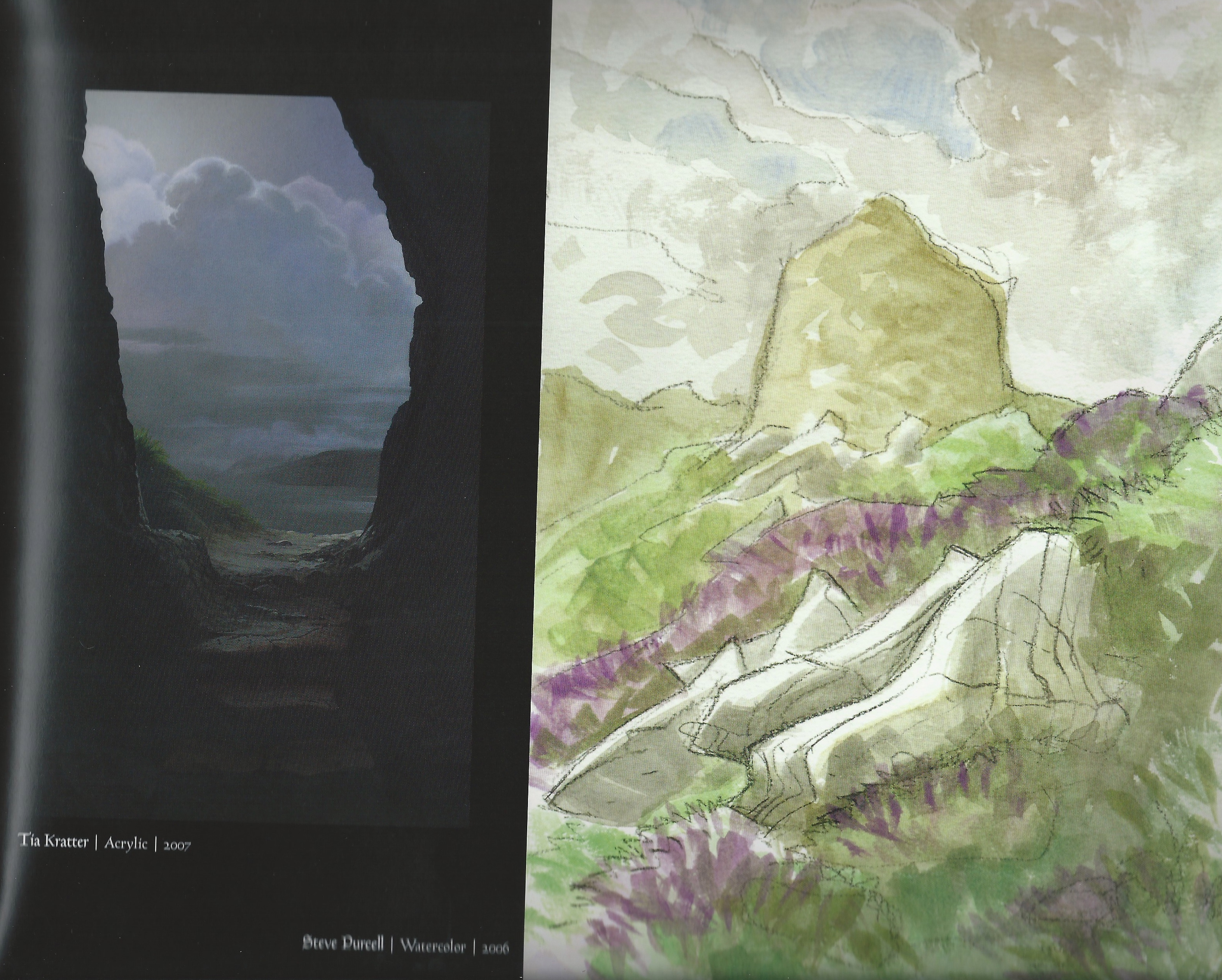 The Art Of Brave Castle Dunbroch Concept Arts Brave