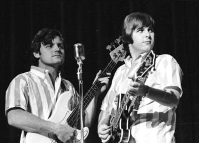 Bruce Johnston & Carl Wilson