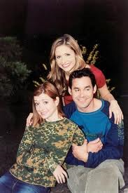 Buffy, Willow, and Xander