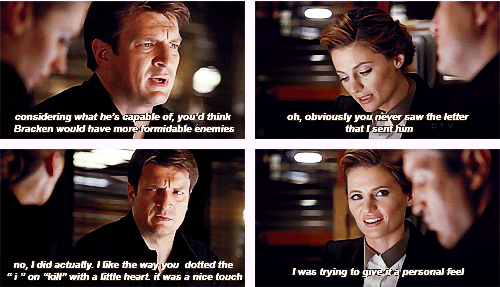 Caskett wallpaper possibly with a portrait titled Caskett Moments