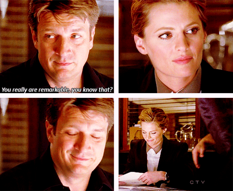 Caskett Moments