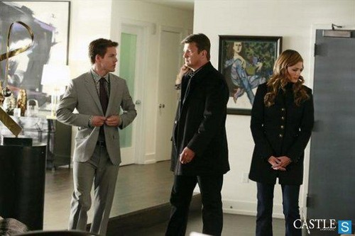 "Castle  5x14 ""Reality Star Struck"""