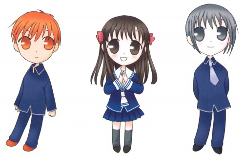 Chibi Fruits Basket