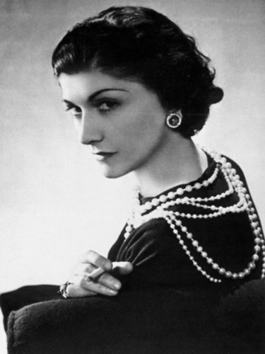Coco Chanel Coco Chanel Wallpaper 33588835 Fanpop
