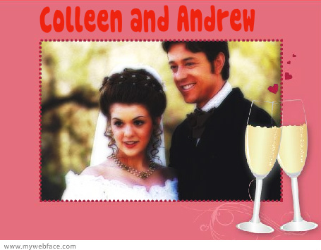 Colleen and Andrew; true 愛