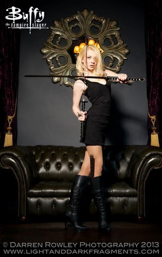 Buffy the Vampire Slayer wallpaper entitled Cosplay - Buffy Inspired