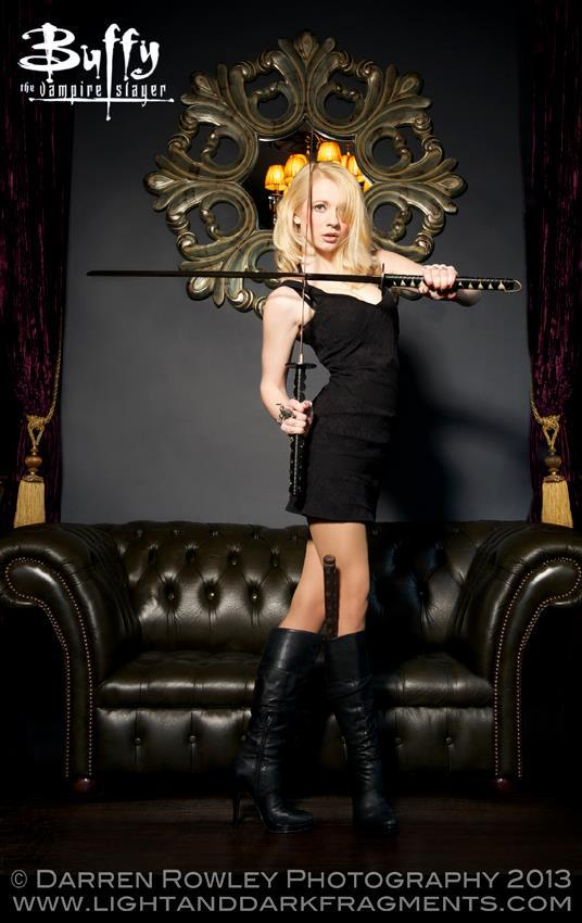 Buffy cosplay
