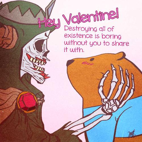 Crackventure Time Valentines!