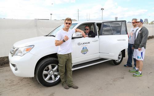 DIRECTV'S Seventh Annual Celebrity spiaggia Bowl - Celebrity spiaggia Bowl Tailgate