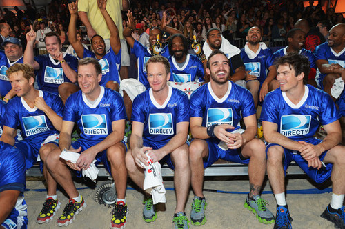 DIRECTV'S Seventh Annual Celebrity strand Bowl - Game