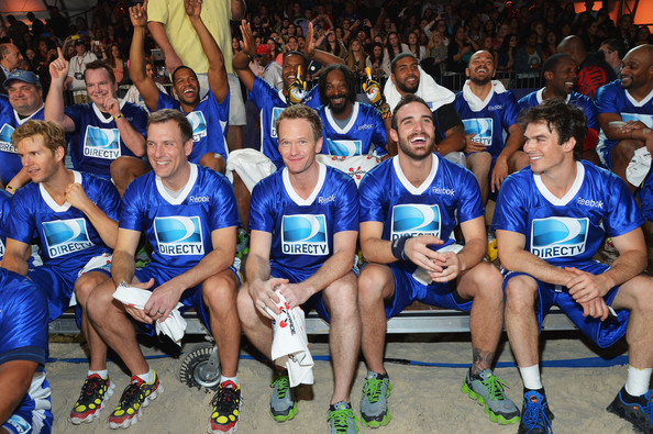 DIRECTV'S Seventh Annual Celebrity Beach Bowl - Game
