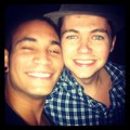 Damian & Bryce - damian-mcginty photo