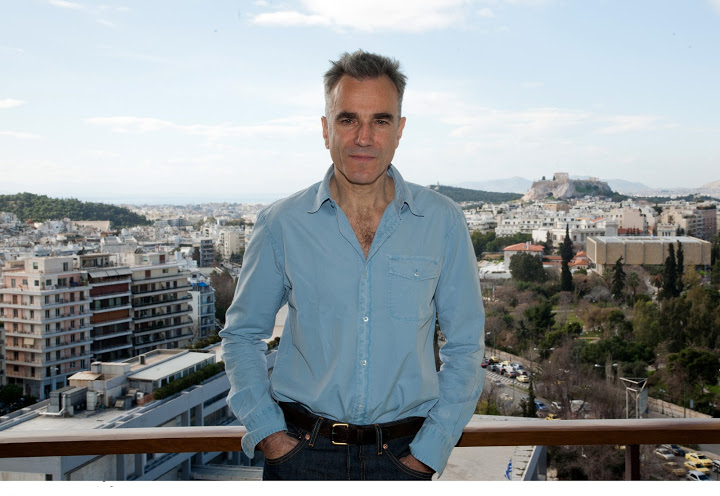 Daniel Day-Lewis in Greece