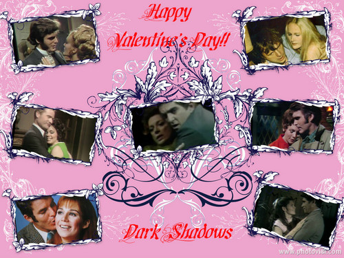 Dark Shadows Valentine