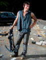 Daryl in Woodbury