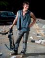Daryl in Woodbury