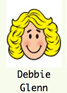 Debbie Osmond Cartoon