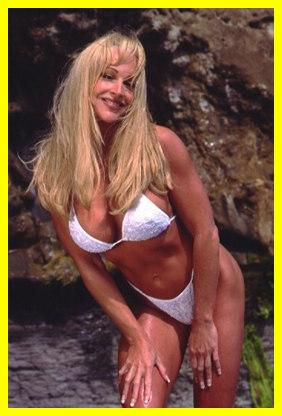 Frühere WWE-Diva… Debra Hintergrund possibly with a bikini and attractiveness entitled Debra