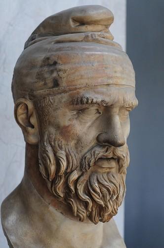 Decebal dacian king famous statue romanian people ancestors Dacia history